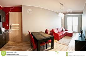 modern compact kitchen modern compact apartment royalty free stock images image 29896629