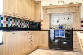 Light Oak Kitchen Mereway Redmond Light Oak Kitchen
