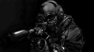 navy seal ghost mask call of duty wallpapers free group 65