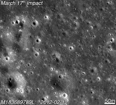 impact craters caused by asteroids meteorites and cometary debris