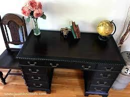 Vintage Desk Organizers Desk Leather Desk Top Restoration Leather Top Desk 4 Leather