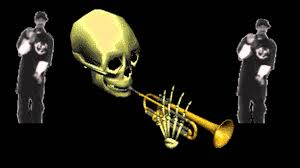 spoopy halloween background spooky scary skeletons images reverse search