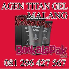 agen titan gel di malang 081 296 427 567 bukalapak com
