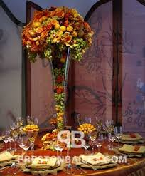 Fall Floral Decorations - falling for these autumn centerpieces final round prestonbailey com