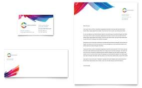 professional services letterheads templates u0026 designs within