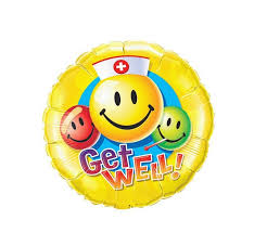 get well soon and balloons get well smiley faces get well soon balloons balloons and