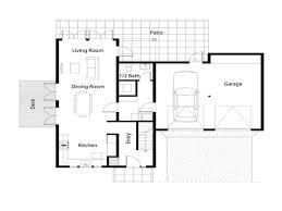 52 simple floor plans open house simple open floor house plans