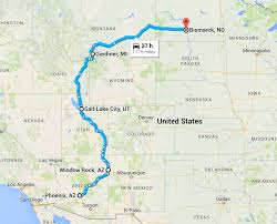 Allegiant Route Map by A Mother Her Two Daughters And Six States Redstreak