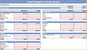 Wedding Planning Spreadsheet 6 Party Budget Template Wedding Spreadsheet