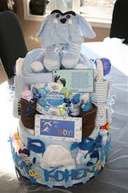 baby shower ideas diaper cake instructions