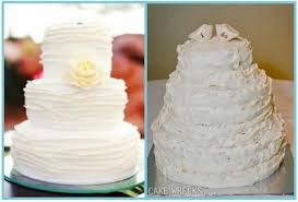 wedding cake no fondant awful wedding cake ideas sugarland raleigh chapel hill