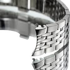 stainless steel bracelet tissot images Men 39 s 316l solid stainless steel metal watch band strap jpg