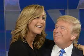was u0027gma u0027 host lara spencer sitting on donald trump u0027s lap