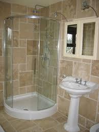 bathroom elegant old fashioned bathroom with corner small shower