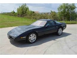 1987 corvette zr1 chevrolet corvette zr1 for sale on classiccars com 28