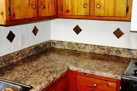 Wonderful Backsplash Pictures For Granite Countertops Throughout - Countertop with backsplash