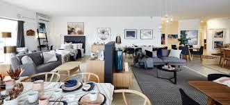united interiors grand opening pop up showroom warehouse sale