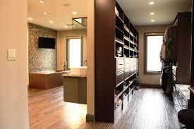 Walk In Closet Bathroom Designs House Design Ideas - Closet bathroom design