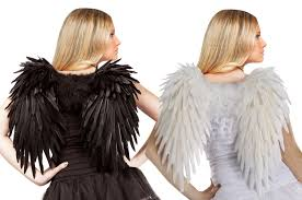 halloween angel wings angelic feather wings halloween
