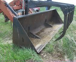du al 305 loader grapple bucket item aq9830 sold may 28
