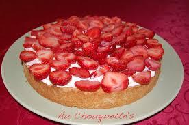jeux de aux fraises cuisine gateaux tarte aux fraises crème mascarpone sablé coco au chouquette s