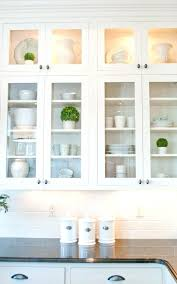 Ikea Kitchen Cabinet Doors Only White Shaker Cabinets With Top Cabinets Glass Doors Google Search