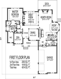 2 story house plans with basement modern bungalow house floor plans 4 bedroom 2 story 3 car garage