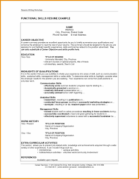 Resume List Of Skills Resume Examples For Computer Skills Free Resume Example And