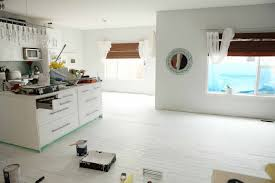 painted kitchen floor ideas painted hardwood floors for colorful nature element amaza design