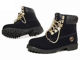 buy boots for black timberland 6 inch boots for with gold chain buy it