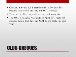 msu clubs ppt