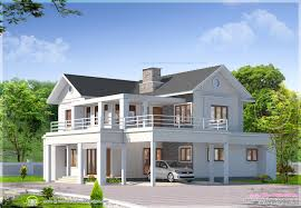 100 housedesigners com modern house with floor plan kerala