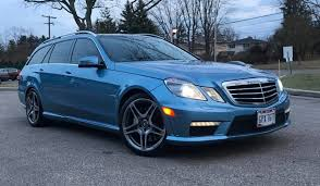 mercedes e63 for sale 2012 mercedes e63 amg wagon for sale on bat auctions sold