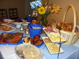 an oktoberfest party kristinpotpie