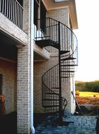 best spiral exterior staircase room design plan gallery and spiral