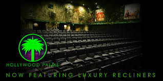 luxury recliners at hollywood palms cinema hollywood palms cinema