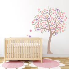 stunning baby boy nuresery decor tree wall decal wall sticker full size of baby nursery superb spring cherry blossom tree wall decal removable vinyl wall