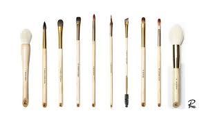 goss makeup artist rae morris brushes