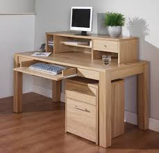 stylish computer desk living room surprising small home office desks comfortable