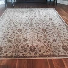 Pottery Barn Rugs For Sale Find More Pottery Barn 8x10 Vine Floral Rug For Sale At Up To 90