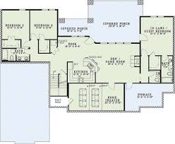 craftsman style house plan 7 beds 5 50 baths 4693 sq ft plan 17