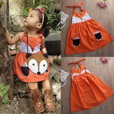 Baby Fox Halloween Costume Cheap Baby Dress Orange Aliexpress Alibaba