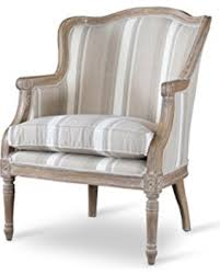 Traditional Accent Chair Find The Best Deals On Baxton Studio Striped Charlemagne