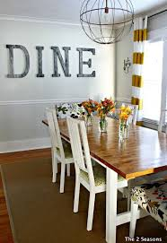 Ikea Hack Chairs by Ikea Dining Table Hack Hometalk