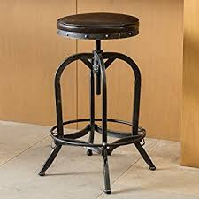 Industrial Metal Bar Stool Best Choice Products Vintage Bar Stool Industrial