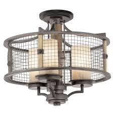 Flush Mount Lighting Lowes Semi Flush Mount Lights Lowes Home Design Ideas