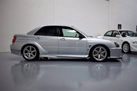 subaru rsti widebody used 2003 subaru impreza wrx sti widebody for sale in york