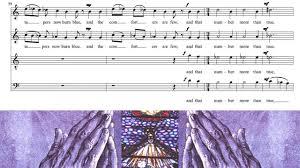 Holy Spirit My Comforter Litany To The Holy Spirit Robert Herrick Complete Setting For