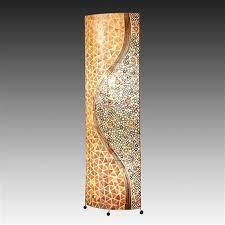 mother of pearl floor l balinese wood floor l lighting