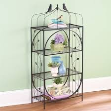 Tiered Bookshelves by Birdcage 4 Tiered Shelf From Collections Etc